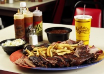 Užijte si regionální pokrmy v USA
