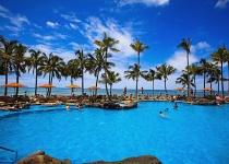 Vydejte se na pláž Waikiki na Havaji