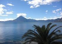 Nejkrásnější jezero světa - Atitlan