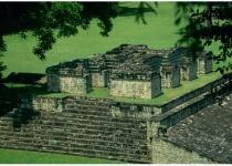 Copán, místo magických záhad