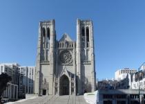Katedrála Grace v San Francisku