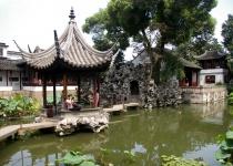 Klasické čínské zahrady v Su-čou