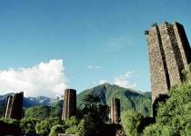 Tajemné hvězdicovité věže v Číně