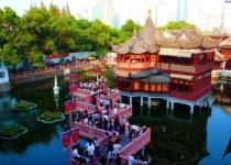 To nejlepší z čínské Šanghaje