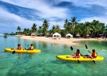 Navštivte Badian na ostrově Cebu, Filipíny