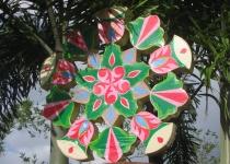 Svátek obřích luceren na Filipínách