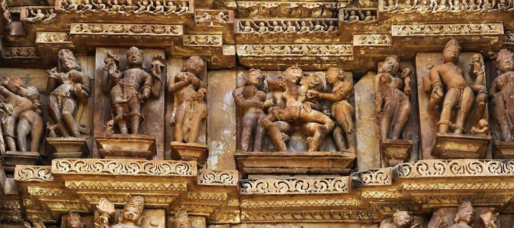 Indická orgie
