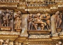 Chrámy sexuální touhy v Indii