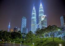 Kuala Lumpur - hlavní město Malajsie