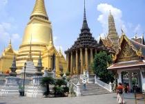 Bangkok – metropole Thajska