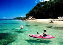 Jižní Thajsko: ostrovy Trang