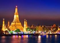 Na skok do Bangkoku