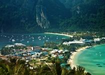 Phi – Phi,  ostrov v Thajsku