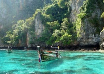 Pláže v Thajsku