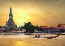 Poprvé v Thajsku