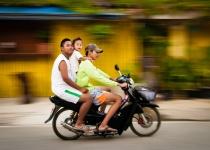 Severním Thajskem na dvou kolech