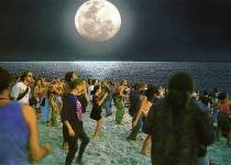 Thajská Full Moon Párty