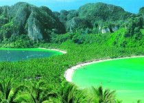 Vyhlídkové trasy v Thajsku