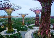 Singapur - směsice kultur