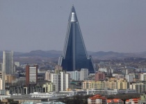 Monumentální Pchjongjang
