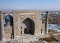 Samarkand - perla Hedvábné stezky