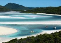 Dovolená na Whitsunday Islands