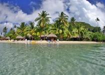 Letní dovolená na ostrově Bora Bora