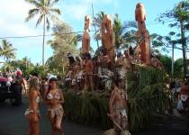 Velikonoční ostrov: festival Tapati Rapa Nui