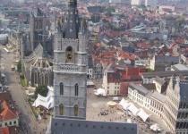 Belgické město Gent a jeho zajímavosti