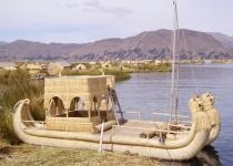 Titicaca - jezero Aymara