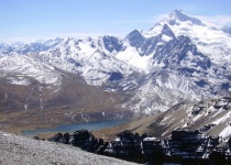 Výšlap na bolívijskou horu Chacaltaya