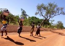Africký stát Burkina Faso