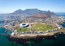 Návštěva v Kapském Městě