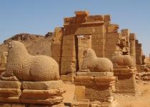 Výprava do pouště v Súdánu