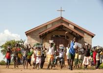 Jak se slaví Vánoce v Africe