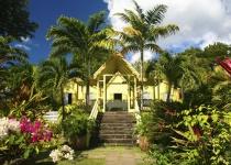 Ostrovy Svatý Kryštof a Nevis