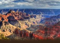 Dovolená u Grand Canyonu