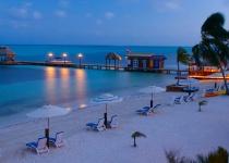 Belize a její modrá jáma