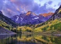 Colorado - velkolepé hory a pouště