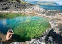 Havajský ostrov Kauai pro novomanžele a romantiky