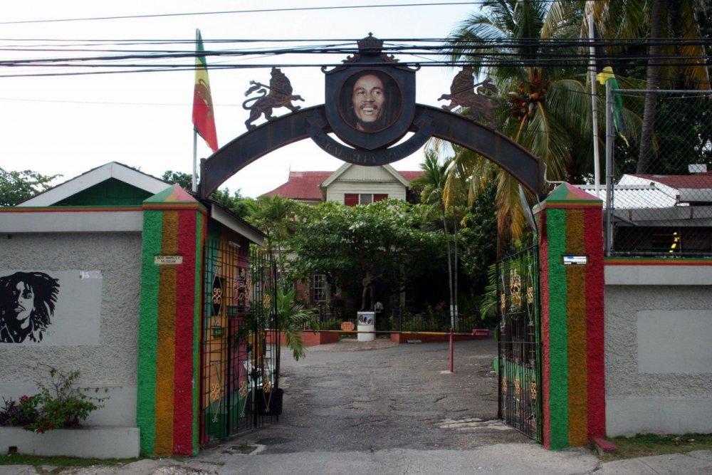 Dovolená na Jamajce 1