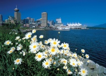 Vancouver - setkání města s přírodou