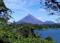 Navštivte národní park Volcán Arenal