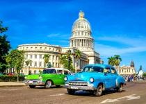 Kubánská metropole Havana