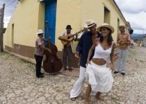 Na návštěvě na Kubě
