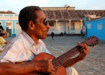 Návštěva Trinidadu na Kubě