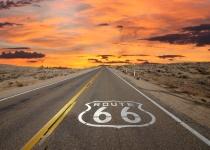 Americká legendární trasa Route 66