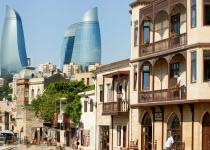 Ázerbájdžánské město Baku -  kde jíst, bavit se a ubytovat