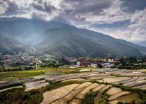 Bhútán: království v oblacích