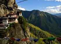Na skok do Bhútánu